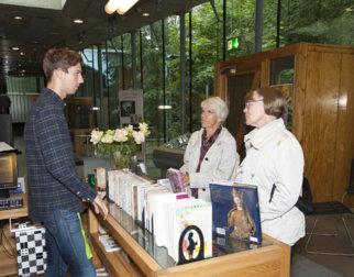 Velkommen til Bjerkebæk Sigrid Undsets hjem